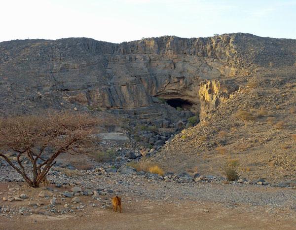 Al Hoota Cave, Wilayat Al Hamra