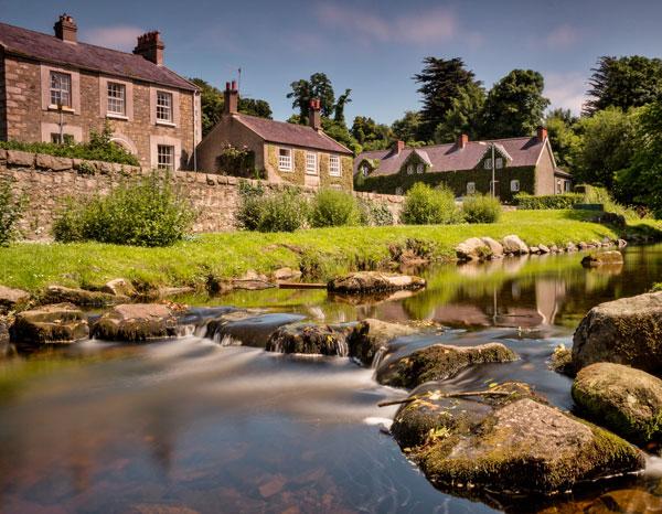 Fairy Glen, Northern Ireland
