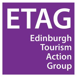 Edinburgh Tourism Action Group logo