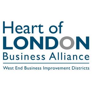 Heart of London Business Alliance logo