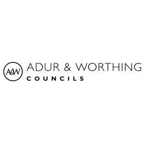 Adur & Worthing Councils logo