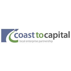 Coast to Capital LEP logo