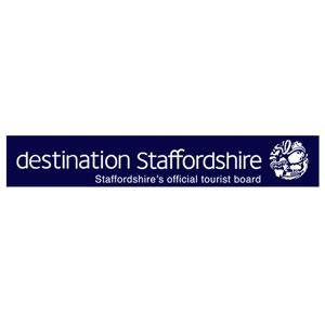 Destination Staffordshire logo