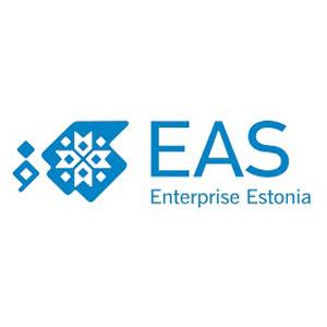 EAS Enterprise Estonia logo