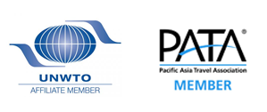 UNWTO and PATA logos