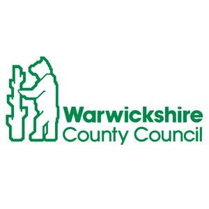 Warwickshire County Council logo