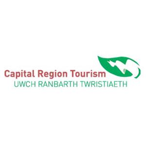 Capital Region Tourism logo