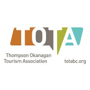 Thompson Okanagan Tourism Association logo