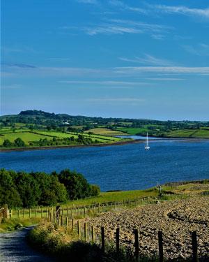 Strangford Lough, Northern Ireland